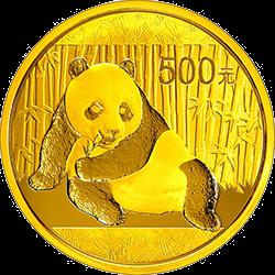 2016年熊猫金币价格又上升了