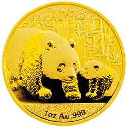 金价上涨,你买的熊猫金币挣钱了吗