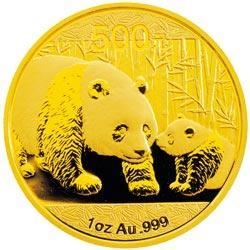 2011到2016熊猫金币价格