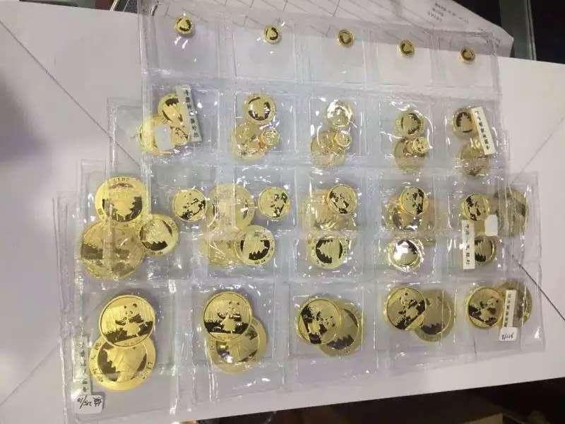 2017熊猫金币价格查询