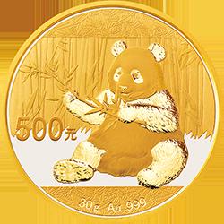 你买的熊猫金币升值了吗?